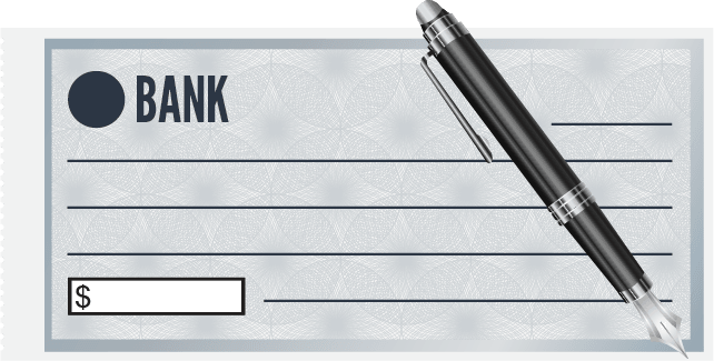 Bank Check Elimination